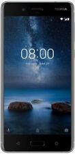 Nokia 8 4G 64GB Steel, TOP Zustand