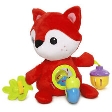 Fisher Baby Activity Fox 5 Toys and Play Activities BRAND Ne CDN56