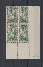 Madagascar coin daté Exposition Internationale 1937 Yvert 194