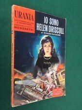 URANIA n.206 Richard MATHESON - IO SONO HELEN DRISCOLL (1° Ed 1959) ORIGINALE