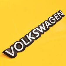 VW Golf Mk2 Volkswagen Rear badge Letter refurb (Sticker supplied only)