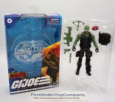 GI Joe Classified Target Cobra Island Beach Head Figure COMPLETE w/ Box