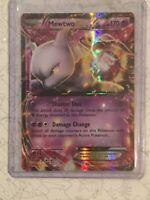 Pokemon TCG - XY107 Mewtwo EX - Black Star Promo - Ultra Rare - MINT