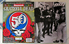GRATEFUL DEAD Newsweek Special Edition 98 Pages 50 YEAR TRIBUTE Dead Head GUIDE