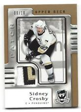 2006-07 The Cup Sidney Crosby 9/10 Gold Jersey