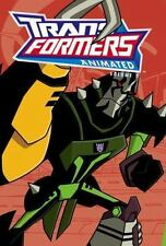Transformers Animated Volume 9 (Transformers Animated (IDW)) (v. 9)-ExLibrary