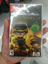 NEW SEALED Tiny Troopers Joint Ops XL Switch (Limited Print of 5000)