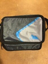 New Arctic Cooler Zone Lunch Box Ice Packs Gray Insulated Expandable 9 Cans