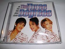 The Three Degrees - All the Hits Plus More CD  OVP
