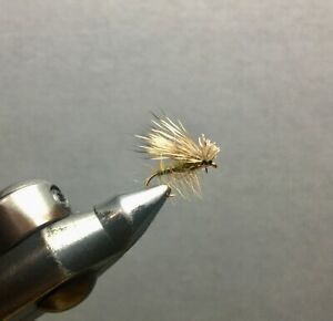 24 Elk Hair Caddis Olive Assortment - Fly Fishing