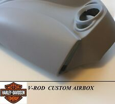 harley davidson vrscdx v-rod  custom airbox cover with frame cover best price !!