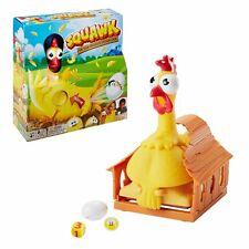 Mattel Squawk Chicken Family Game Egg-splosive Chicken Game Kids Fun Game New
