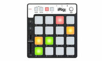 IK Multimedia iRig Pads MIDI Portable Groove Controller