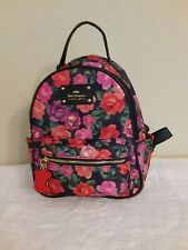 Juicy Couture Multicolor Flower Small Backpack