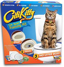 CITYKITTY CAT TRAINING KIT no waste of money to buy cat litter