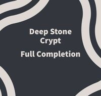 Deep Stone Crypt Completion - PC/Cross Save
