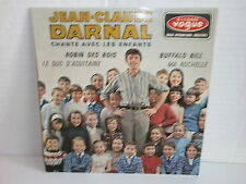 JEAN CLAUDE DARNAL Robin des bois / Buffalo Bill EPL 8416