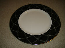 "Lenox Classics Collection Diamond Solitaire Salad Plate-USA Made-9 & 3/8"" Across"