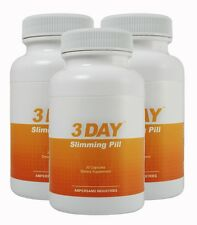3 Day Slimming Pill 3 Pack - 3 Day Diet - Three Day Diet