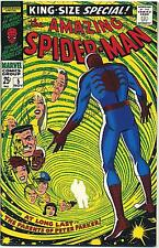 AMAZING SPIDERMAN ANNUAL 5 NM- STRIDEX JC PENNEY VARIANT PROMO GIVEAWAY RARE