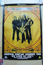 THE SEWERGROOVES   - Konzertposter  Tour Poster 2010