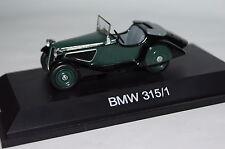 BMW 315/1 grün/schwarz 1:43  Schuco neu & OVP 2323