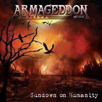 ARMAGEDDON REV.16:16 - Sundwon on Humanity [heavy power metal]