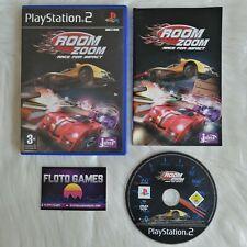 Jeu Room Zoom Race For Impact pour PS2 -- Complet CIB PAL - Floto Games