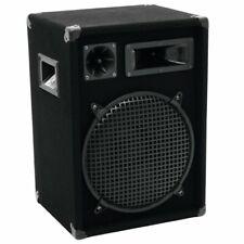 600 Watt 3-Wege PA Box Lautsprecher Einzellautsprecher DJ OMNITRONIC Living-XXL