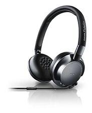 PHILIPS Noise canceling headphone Fidelio series sealed on-the-black black NC1