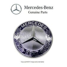 Mercedes Benz W204 C300 C350 C63 C250 Front Badge Grille Genuine 204-817-03-16