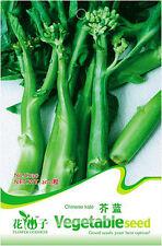 1 Pack 200 Chinese Kale Seeds Cabbage Mustard Organic C030