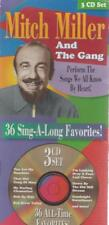 Mitch Miller And The Gang: 36 Sing-Along Favorites 3-Disc Set MUSIC AUDIO CD BOX