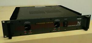 Electro-Voice 7200 Power Amplifier