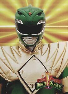 Power Rangers Mighty Morphin 1994 Saban Card #64 The Green Ranger