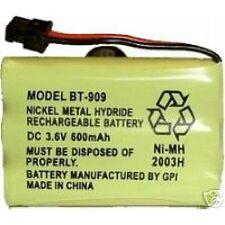 B/NEW UNIDEN GENUINE ORIGINAL BATTERY BT-909 BT446 CORDLESS PHONE NIMH
