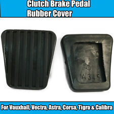1x Rubber Cover For Vauxhall Vectra Astra Corsa Tigra Calibra Brake Clutch Pedal