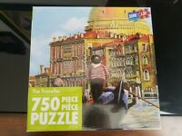 The Traveller - Venice - 750 piece jigsaw puzzle, ALL PIECES INTACT