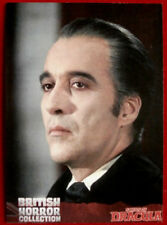 BRITISH HORROR - Promo Card - B1 - CHRISTOPHER LEE - Unstoppable 2016