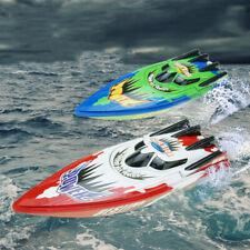 RC Boot 20 km/h High Speed  2.4GHz 2 Kanal Ferngesteuertes Rennboot Schiff DHL