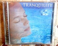 TRANQUILITY ~ MUSIC CD FOR RELAXATION & MEDITATION VERY RARE CD ALBUM VGC