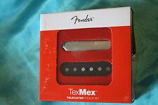 NEW for 2017! Fender Tex-Mex Telecaster Pickup Set, MPN 099-2263-000