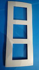 Arnould Espace 60882 ou 608 82 Plaque Triple horizontale ou verticale 71mm