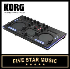 KORG KAOSS DJ EFFECTS CONTROLLER PAD & MIXER KAOSSDJ FX W' SERATO DJ INTRO - NEW