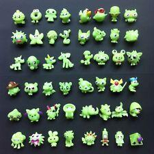 Scream Green Halloween MOSHI MONSTERS  Series 1 Glow in Dark Ultra Rare Set 48