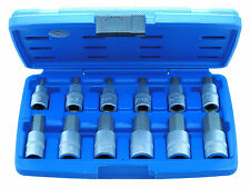 Innensechskant Steckschlüssel 5mm - 22mm Set 1/2 Zoll Sechskant Inbus Stecknüsse