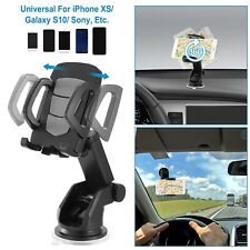 360° Car Windshield Dashboard Mount Holder For iPhone Samsung LG Cell Phone GPS