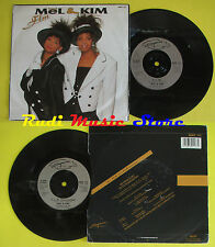 LP 45 7'' MEL & KIM F.l.m. flm 1987 SUPREME SUPE 113 PETE HAMMOND no cd mc dvd