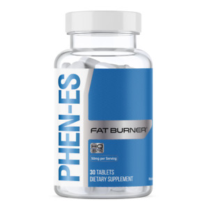 PHEN-ES 30ct - Best Fat Burner and Weight Loss Pill with Energy Booster