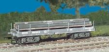 Ratio 562 GWR Bogie a Flat Wagon (with Girder Load) Plastic Kit OO Gauge
